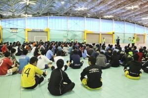HRリーグ日本の人事部杯フットサル大会